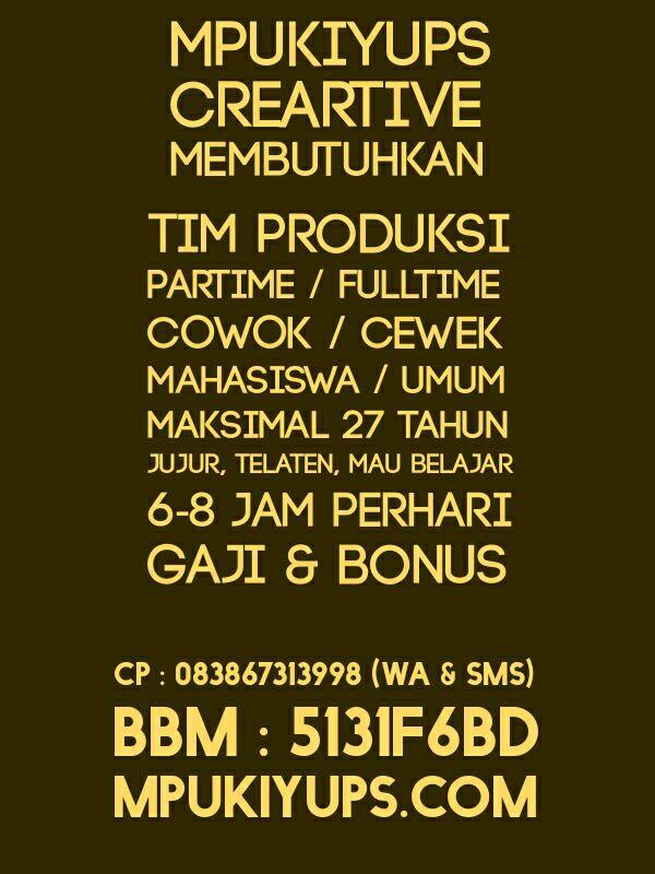 Image Result For Lowongan Kerja Parttime