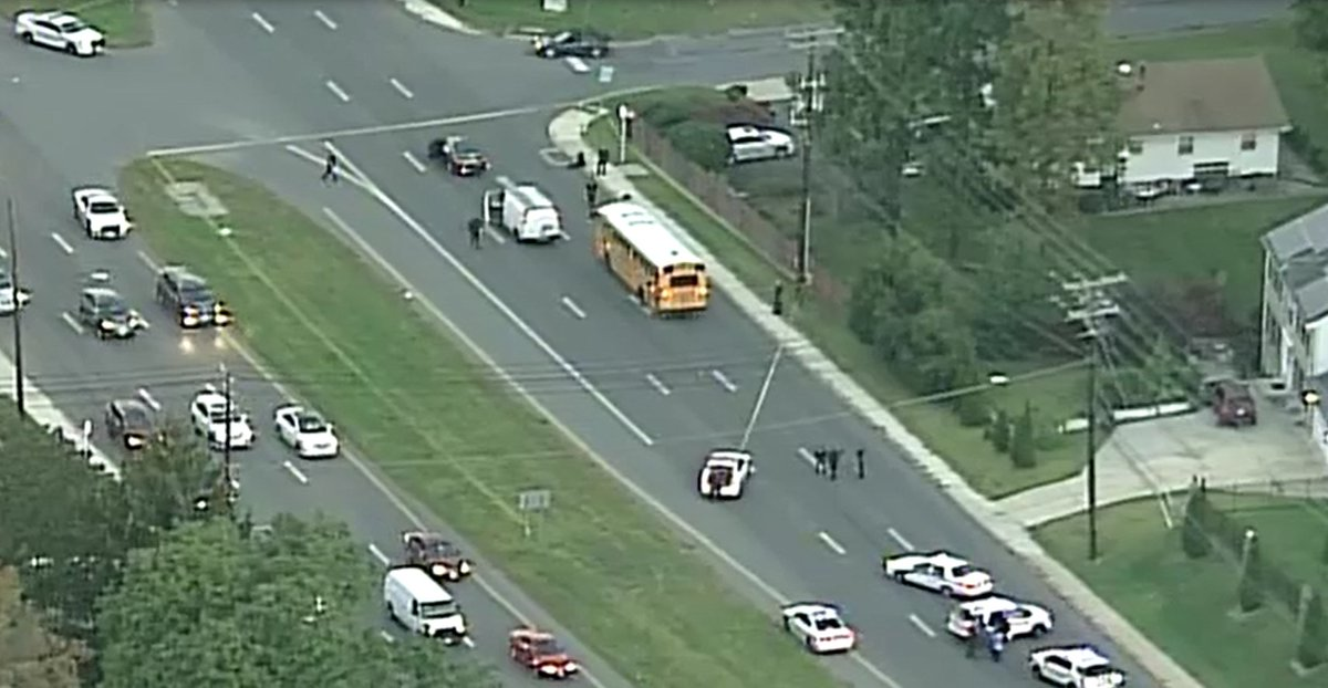 Pedestrian struck in accident in Montgomery County