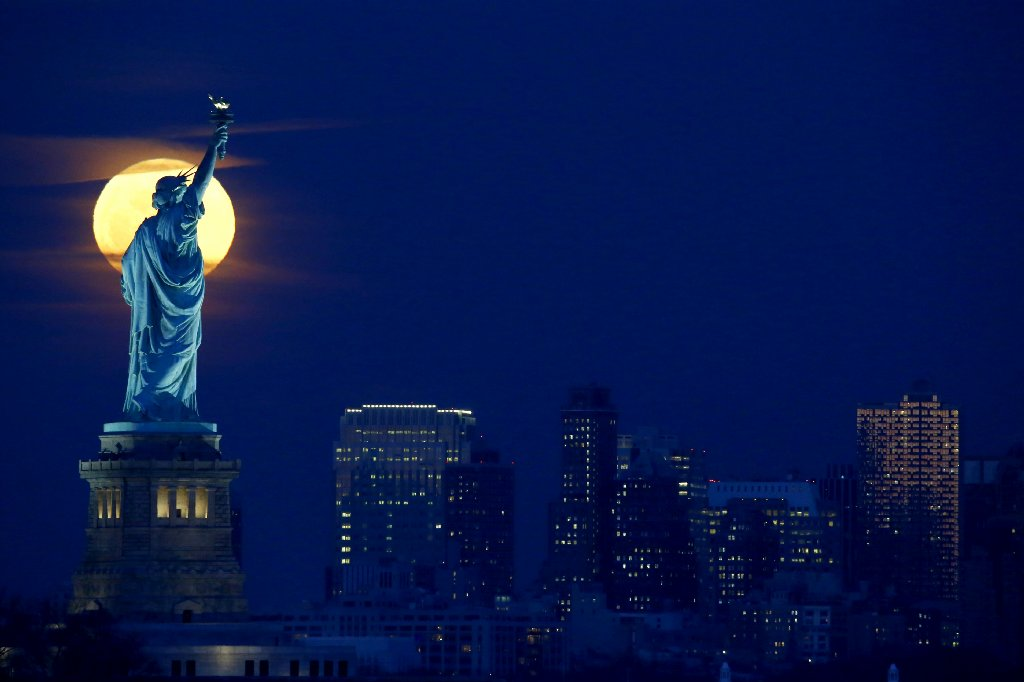 National park tips: How to get into the Statue of Liberty's crown