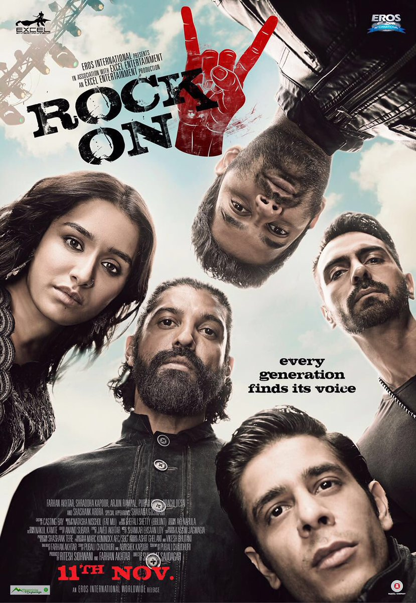 We're almost there.. #RockOn2trailer breaks at 7pm .. would love to know what you think .. big hug