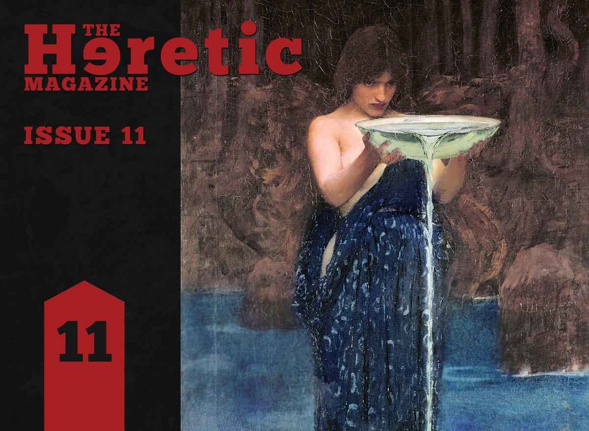 the heretic magazine hereticmagazine twitter