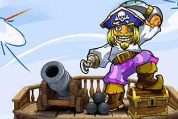 Игровой автомат слот Pirate 2 играть онлайн