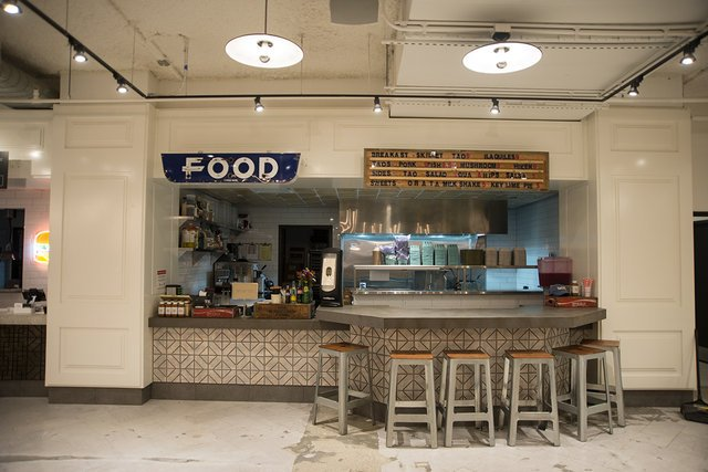 We Ate Lunch At Every Restaurant In The New Revival Food Hall