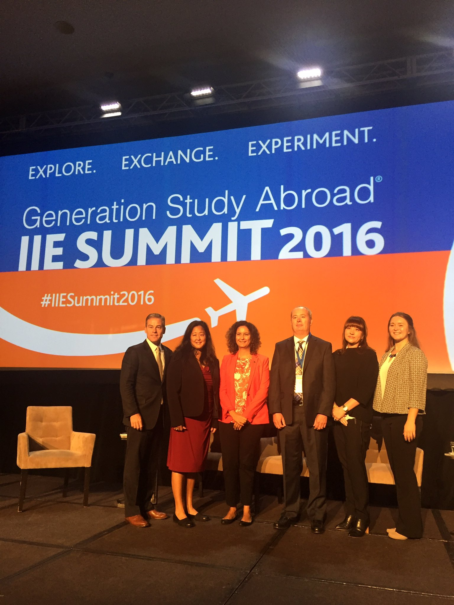 Thank you for a great start to #IIESummit2016! https://t.co/CWsEayDvVz