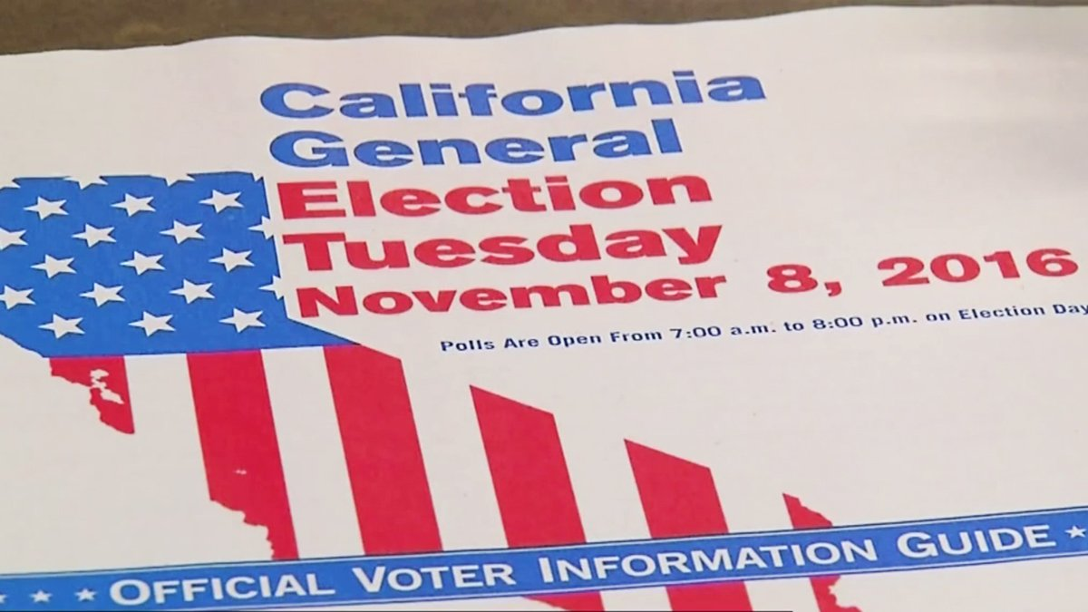 San Diego's Registrar of Voters will be a busy place today