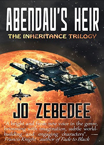 FREE BOOK - Science Fiction - Abendau's Heir @joz1812 https://t.co/touC4Z89JS #freekindlebooks #scifi https://t.co/AxN4EKqjPI
