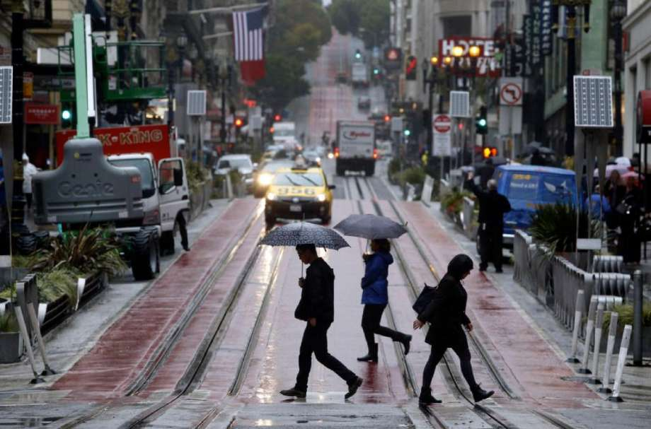 Wet week ahead for Bay Area with two storms on deck. via @EvanSernoffsky