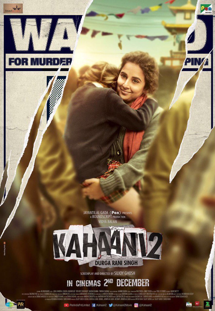 Kahaani 2 300MB HD DVDScr Movie Download Full
