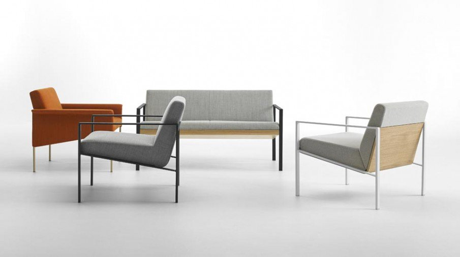 Introducing the Lund collection to Sandler Seating! - https://t.co/dFAgjn5bnl #Hospitality #Furniture #Design