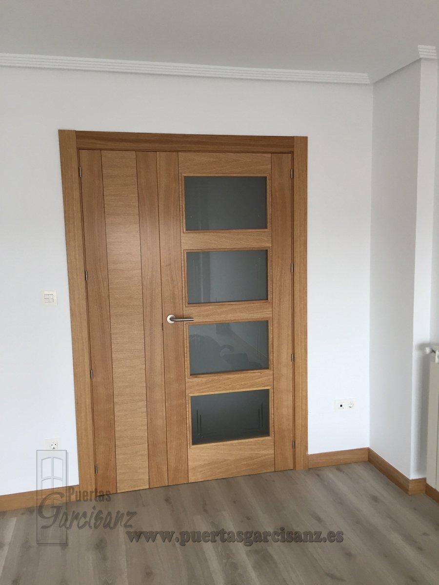 puertas garcisanz on twitter instalacin en valladolid suelo laminado quickstep creo cr3181 roble gris tennesse puertas en madera de roble - Suelo Laminado Gris
