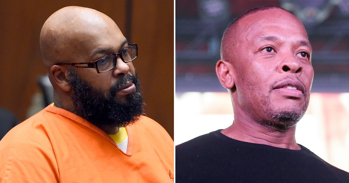 Suge Knight files lawsuit claiming Dr. Dre hired hitmen to kill him over management deal