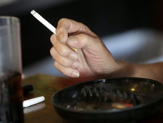 One-fourth of U.S. cancer deaths linked to smoking