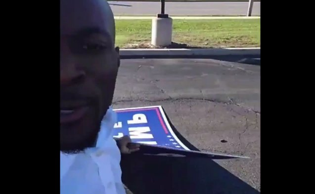 of Chicago activist removing Trump sign prompts explanation from Northfield police