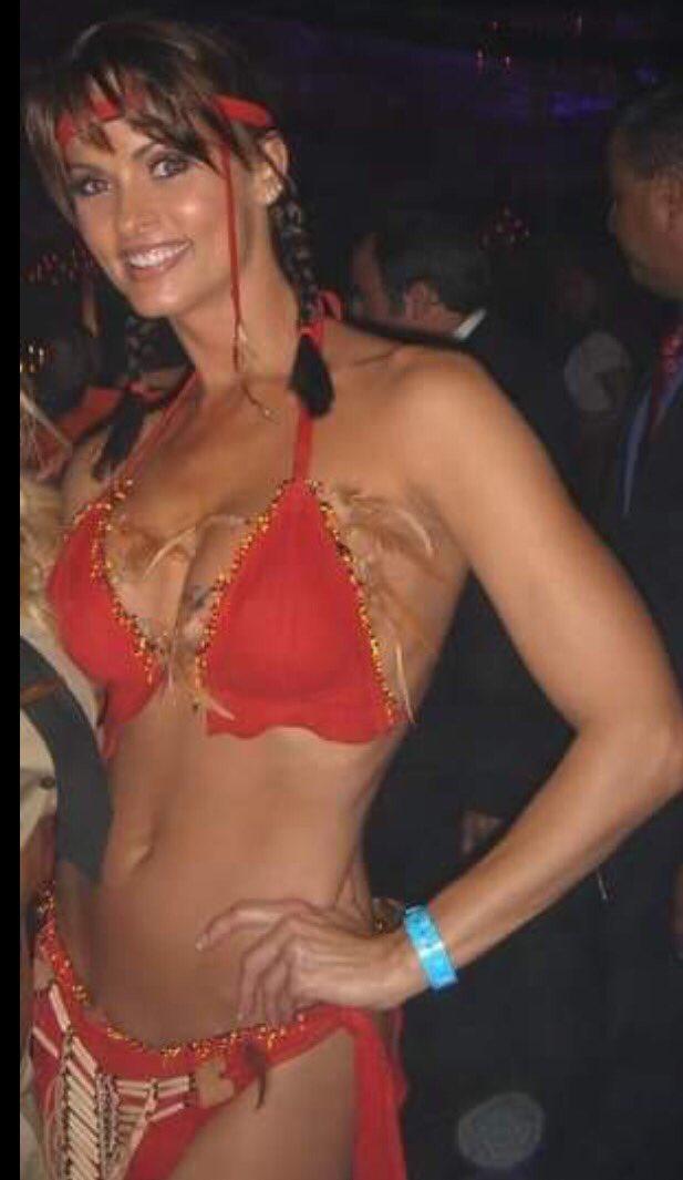 Karen Mcdougal Bikini