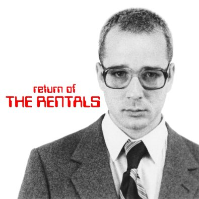 Return Of @TheRentals turns 21, today! https://t.co/T4t9gVRU67