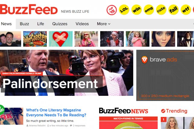 ICYMI: @NBCUniversal said to near $200 million investment in @BuzzFeed https://t.co/eM5XhMrwu0 https://t.co/rlMjgdwwcb