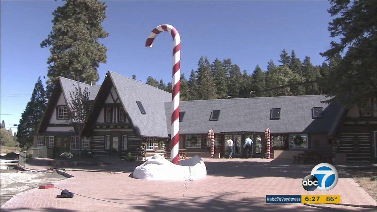 Santa's Village near Lake Arrowhead to reopen after 20 years this holiday season