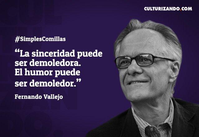 Resultado de imagen para Fotos: Fernando Vallejo, escritor, narrador, biógrafo, biólogo y cineasta colombiano