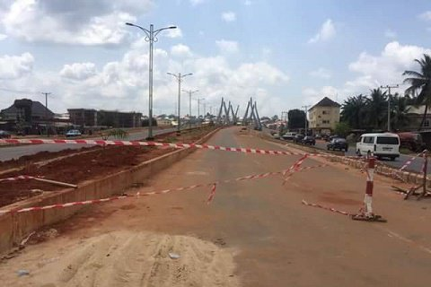 Barely one year after it was commissioned, the flyovers constructed by the Willie Obiano administration in Anambra State have been shut down for repairs.
