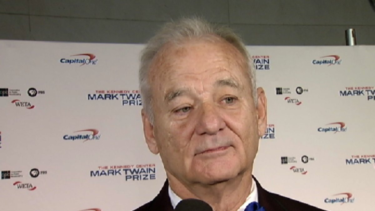 Bill Murray perfectly sums up how every Cubs fan felt after NLCS victory