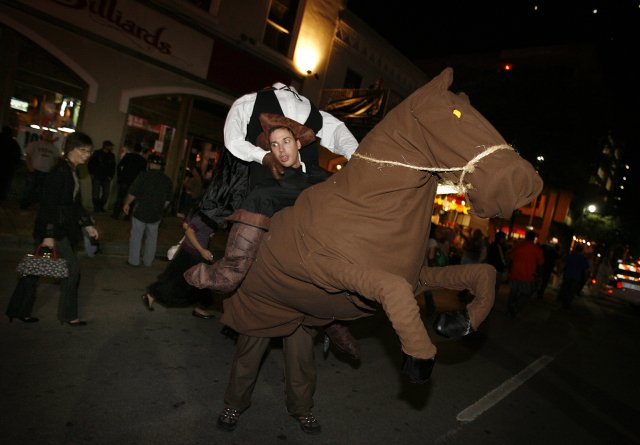 Are you a Texan who loves Halloween? WalletHub says you're in the right state