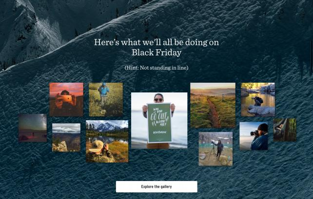 .@REI's '#OptOutside' returns for 2016 with aims to become a new American tradition https://t.co/QosmX3BfhH https://t.co/SxOHELcxSJ