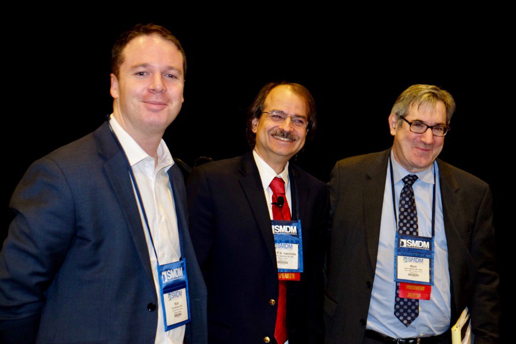 Thumbnail for #SMDM16: Keynote with Dr. John P.A. Ioannidis