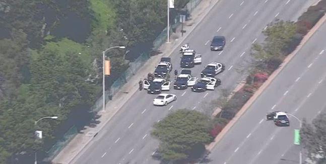 TRAFFIC ALERT: Sepulveda Blvd. closed due to pursuit standoff