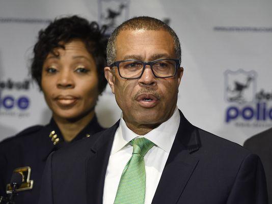 Suspect back in custody over Detroit police threats
