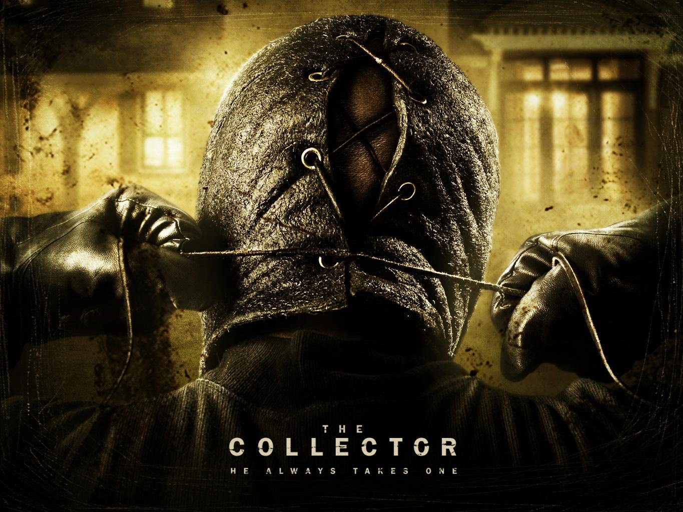 18 THE COLLECTOR: Thief gets trapped in house he's robbing... by a masked murderer. Been meaning to see this forever. #31HorrorFilms31Days https://t.co/0h1WsXRGhC