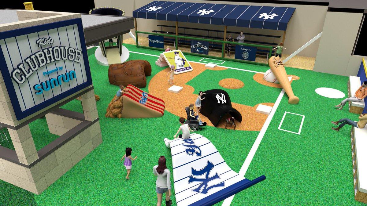New York Yankees On Twitter Introducing The Sunrun Kids