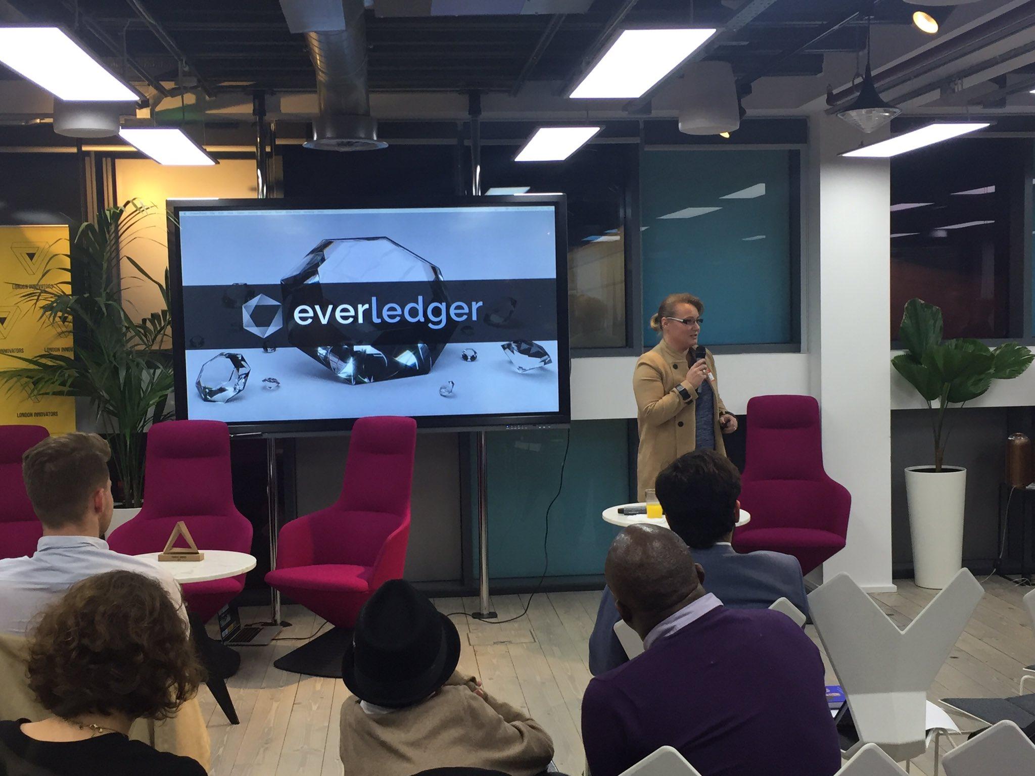Blockchain tech @everledgerio wins Innovator of the Year at #penroseawards https://t.co/RmcjZVZVwm