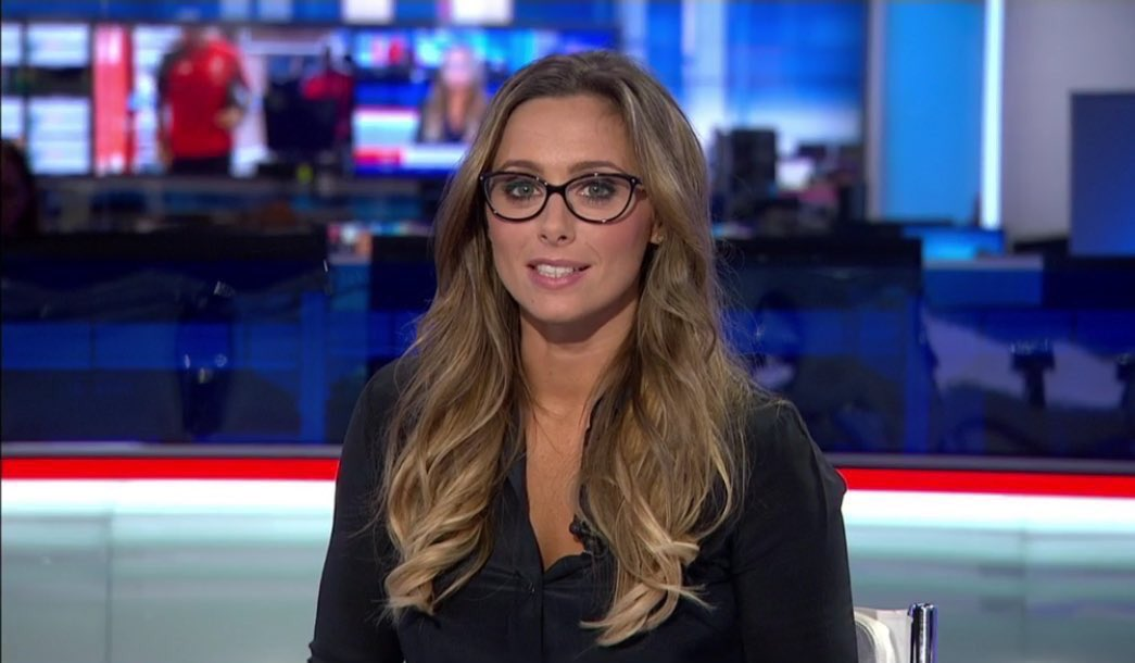Tv Presenters On Twitter Quot Anna Woolhouse Back On Sky