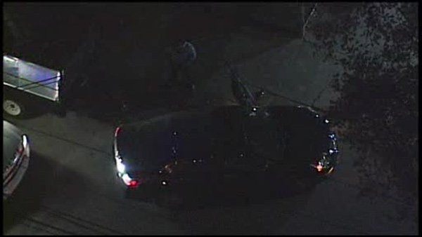 Police search for man who stole car with boy in back seat in Mayfair