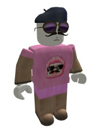 Pink Sheep Shirt - Roblox