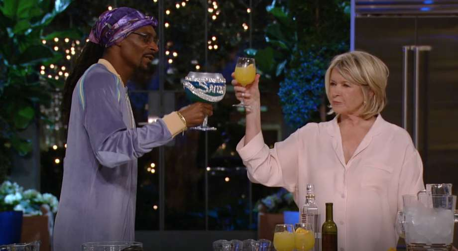See the new trailer for Martha Stewart and Snoop Dogg's new cooking show