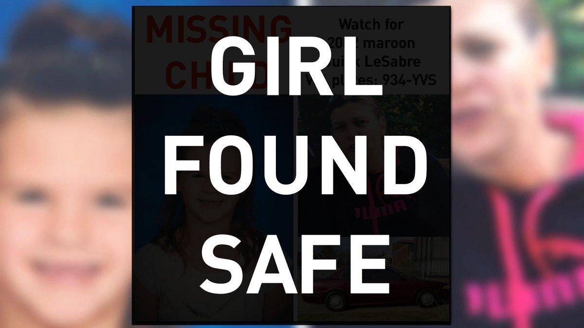 GREAT NEWS! Amber Alert from Spokane ends after girl found safe, via @KREM2