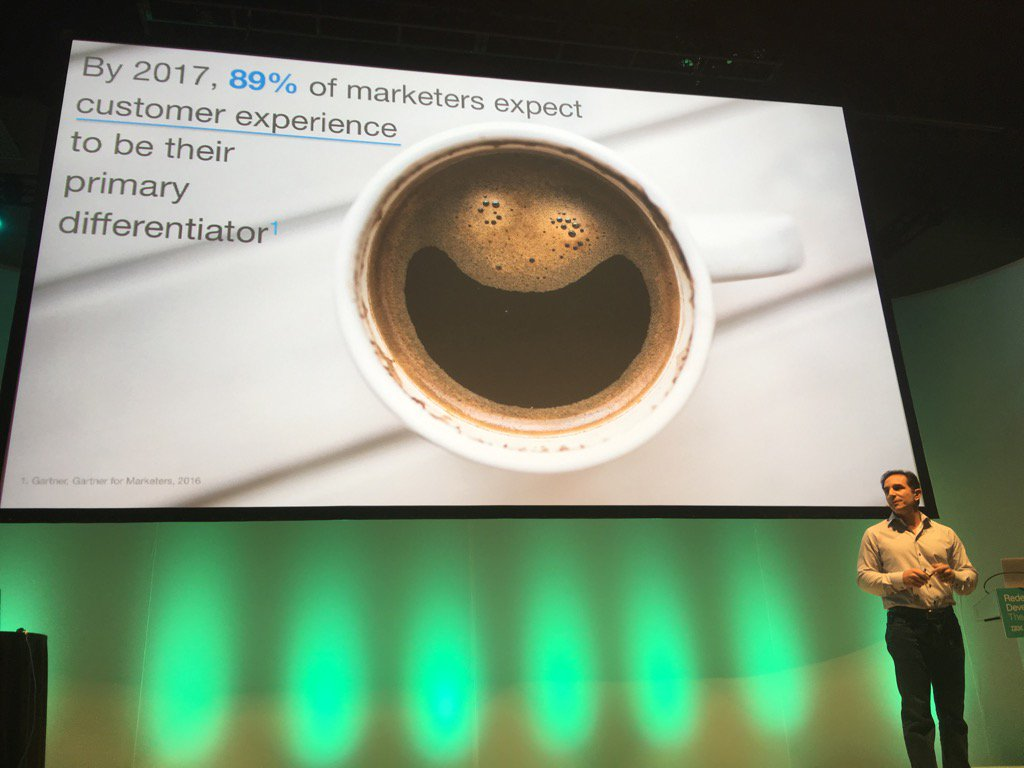 """The b2b world is just waking up"" #ibmwow https://t.co/vYFylsj1TQ"