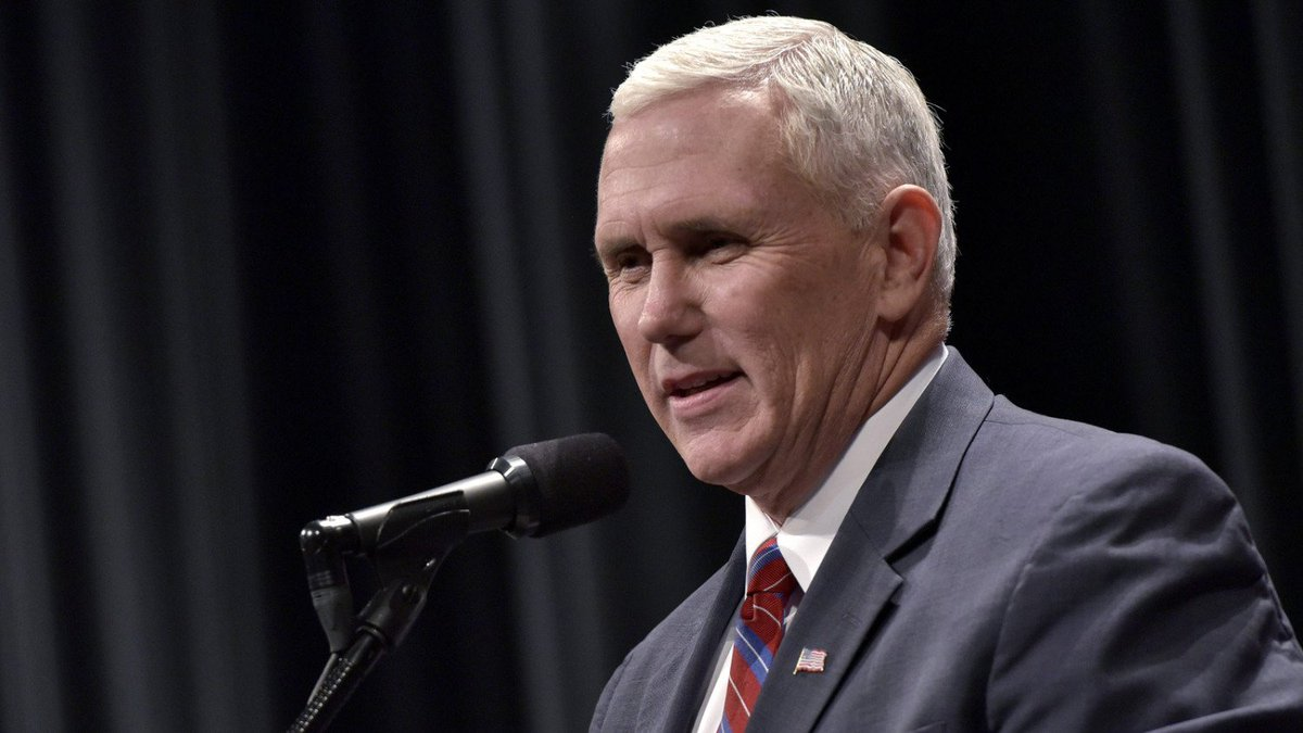 VP Candidate Mike Pence To Hold Rally In Colorado Springs