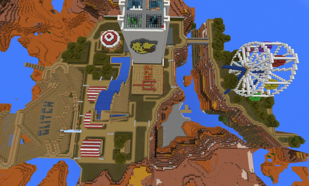 Mcpe city state of democratia republic of peaceland update errorland resort hollywoodenplank gumiabroncs Images