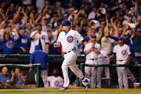 Schwarber expected to DH for Cubs in Game 1 of World Series, according to report