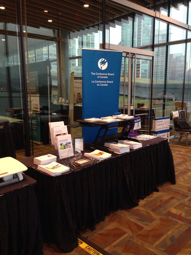 Our exhibit booth is all set up for @HWWconference tomorrow!! #BWC2016 https://t.co/a4leuij1fr