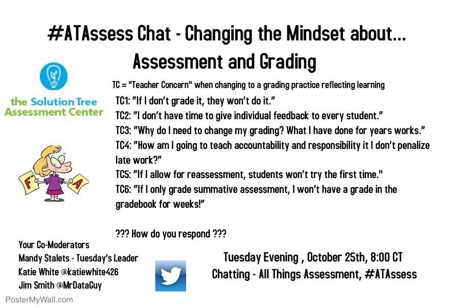 Would love to have some Canadian voices join us tomorrow as we tackle meaningful Qs on #ATAssess chat #cdnedchat https://t.co/7mFZPCcJpt