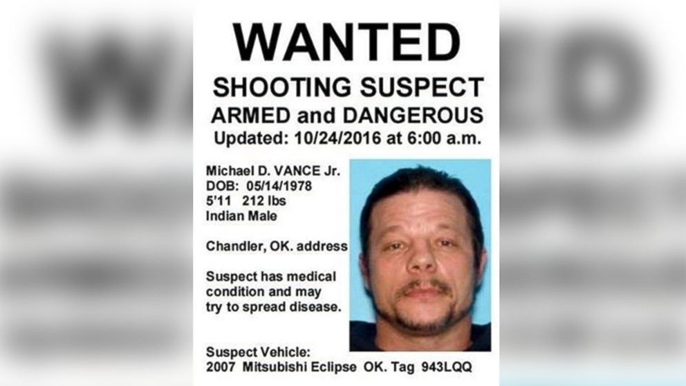 At-Large Murder Suspect May Attempt to Spread a Communicable Disease