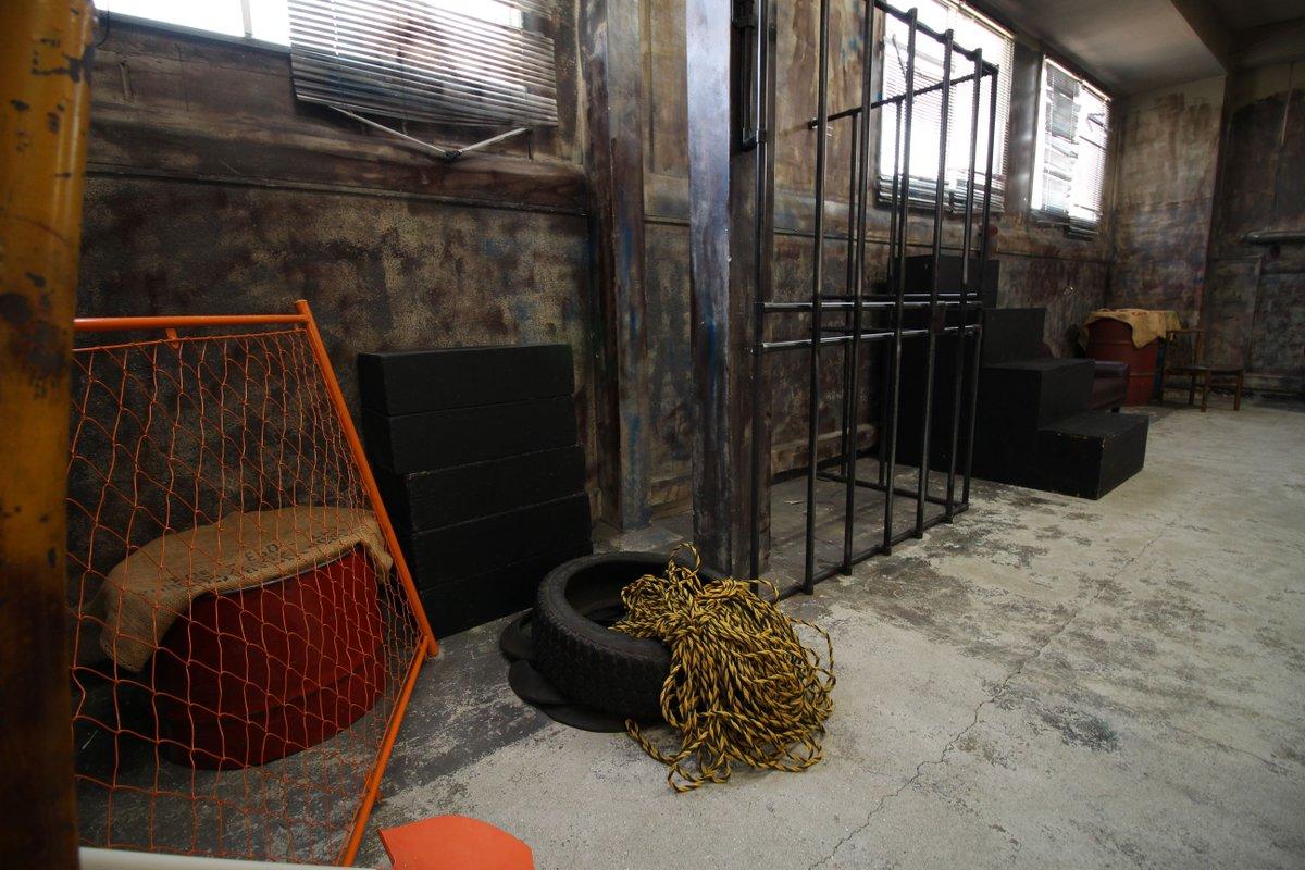 牢屋撮影スタジオ
