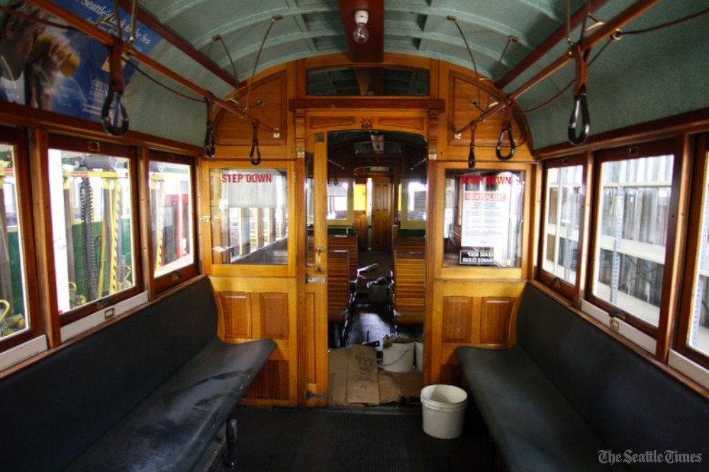 Seattle's vintage George Benson waterfront trolleys to roll again -- in St. Louis