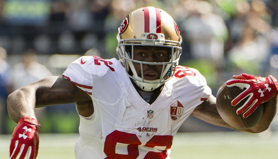 Report: Eagles-49ers Have Discussed Torrey Smith Trade