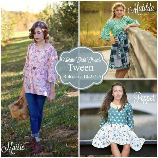 6eda2ca39 classic 2e104 47e95 pepper dress tween violette field threads 35 ...