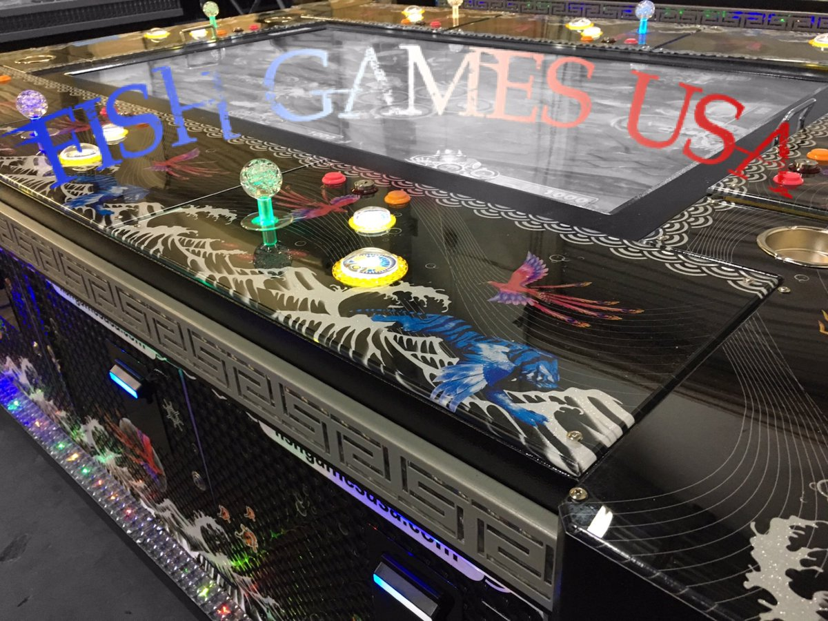 Fish Games USA™ on Twitter: