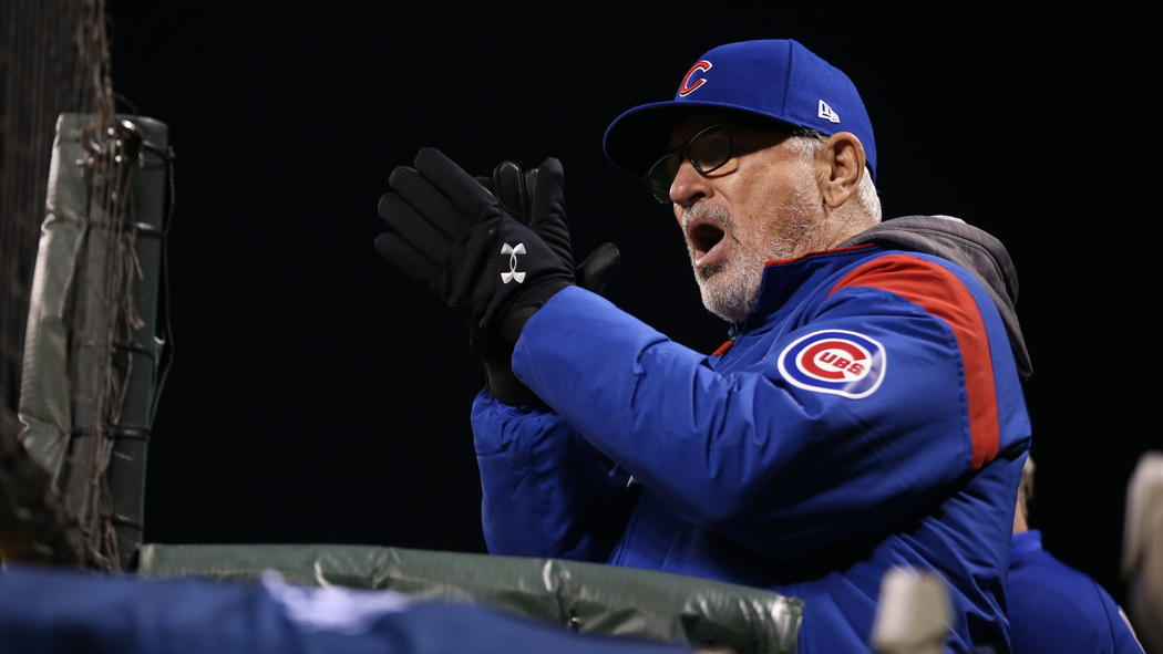 New team, new pressure, but Joe Maddon won't change in WorldSeries, writes @PWSullivan